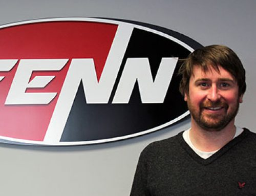 Have You Met FENN's Latest Addition to the Sales Team?