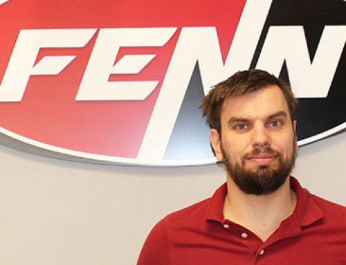 Meet FENN's New Technical Sales Manager, Adam Jacobson!