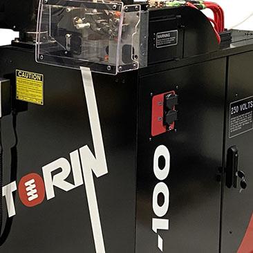 Torin Coiler Machine