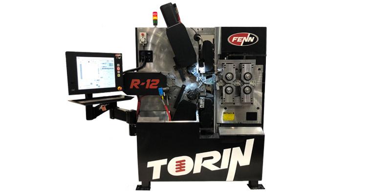 Torin Spring Coiler Machine