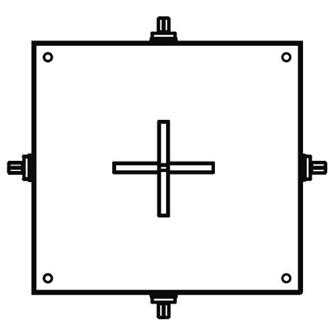 Turks Head Plain Type Model Diagram