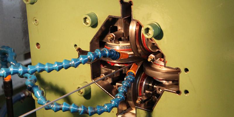 FENN Turks Head Metal Forming Machine