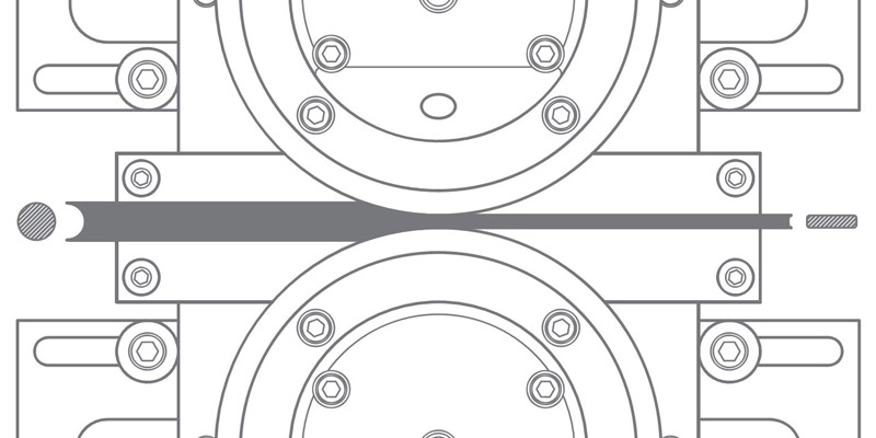 Fenn Wire Flattening System