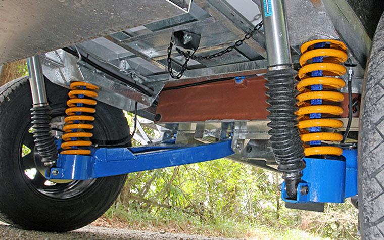 Agriculture Machine Suspension Spring