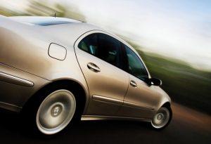 Car Speeding Automotive Applications