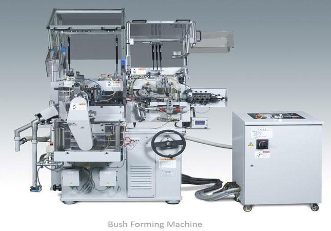 Bush Forming Machine