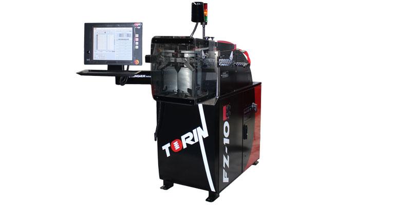 Torin Coiler Metal Forming Machine