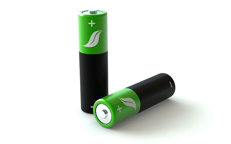 2 Rechargeable AA Batteries