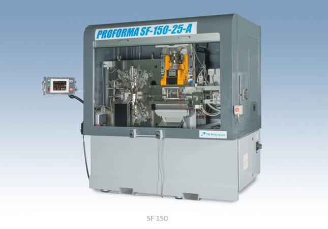 TS Precision's Proforma Stamping Machinery
