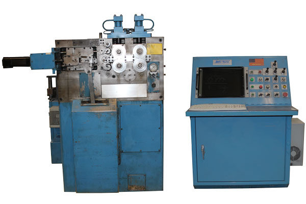 RetrofittedTorinCNC-115 Spring Coiler